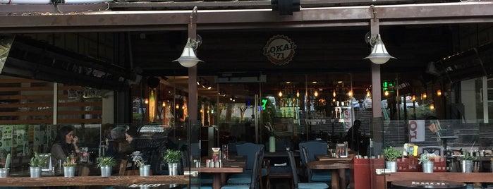 Lokal'71 is one of Ankara'nın Kaliteli Mekanları.