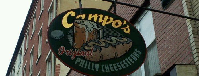 Campo's Deli is one of The 15 Best Places for Philly Cheesesteaks in Philadelphia.