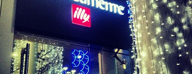 Espressamente Illy is one of my favorites.