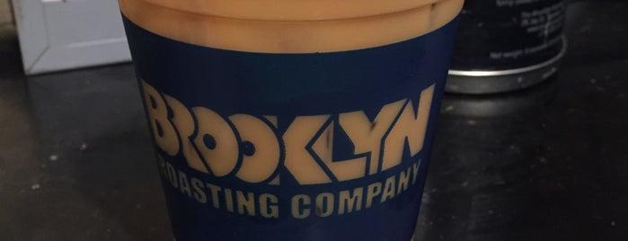 Brooklyn Roasting Company is one of NYC coffee.