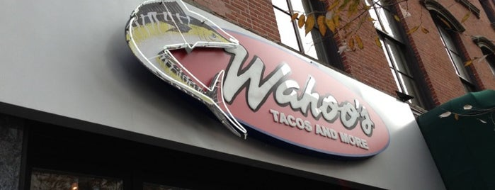 Wahoo's Tacos & More is one of NY hunt.