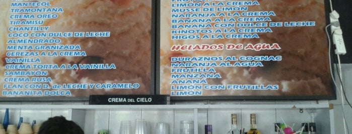 San Remo is one of Helados de los buenos.
