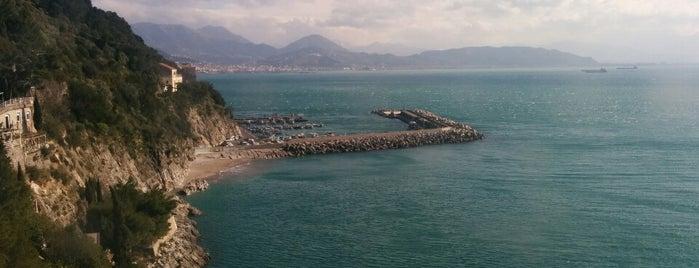 Cetara is one of Sorrento-Capri.