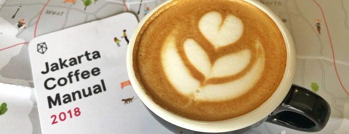 Woodpecker Coffee is one of Jakarta.
