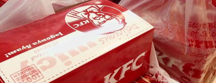 KFC is one of itc.