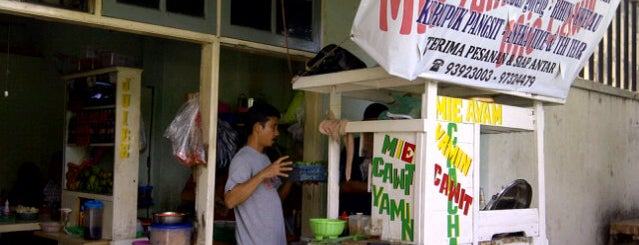 Mie Ayam Cha-Cha is one of Jakarta. Indonesia.