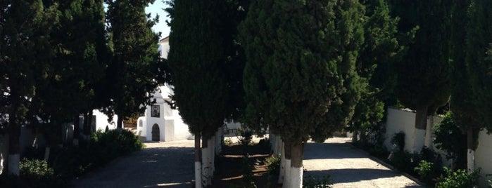 Cementerio de Casabermeja is one of 101 cosas en la Costa del Sol antes de morir.