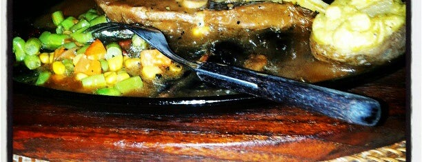 Rotterdam Steak House is one of Must-visit Food in Kupang.