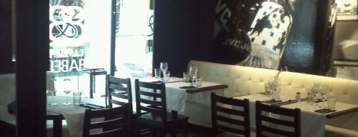 Restaurante babel is one of madrid
