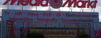 MediaMarkt is one of Tips de Oscar.
