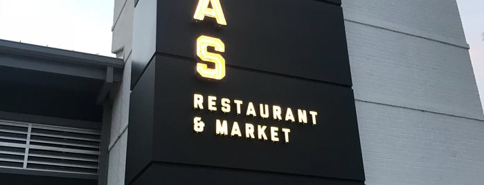 Canvas Restaurant & Market is one of The 15 Best Places for Sunsets in Orlando.
