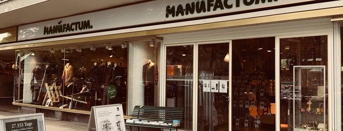 Manufactum Warenhaus is one of Berlin.