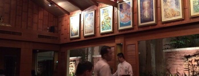 Baan Khanitha & Gallery is one of Great food in Bangkok.