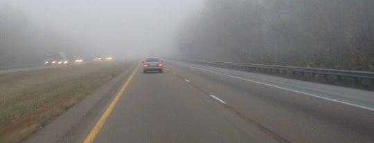 Interstate 24 is one of Random.