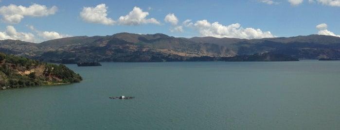 Laguna de Tota is one of Destinos de buceo en Colombia.