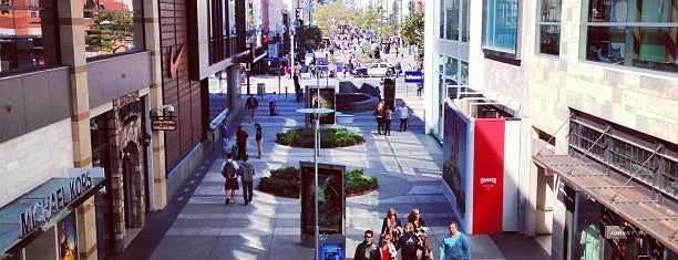 Santa Monica Place is one of 2018.