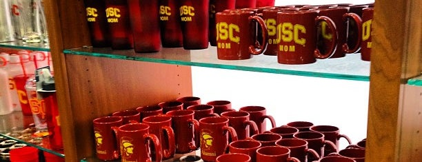 USC Bookstore (BKS) is one of Top Notch.