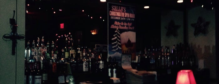 Sally's West Shore Pub is one of CLE Christmas.