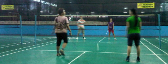 Grand Futsal Kuningan is one of Enjoy Jakarta 2012 #4sqCities.