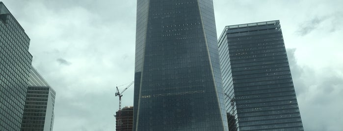 1 World Financial Center is one of New York City.