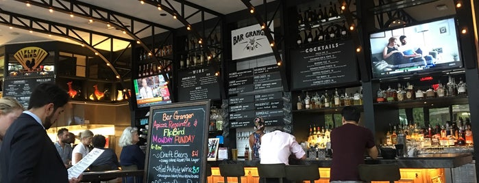 Gotham Market at The Ashland is one of 2017 NYC Hit List.