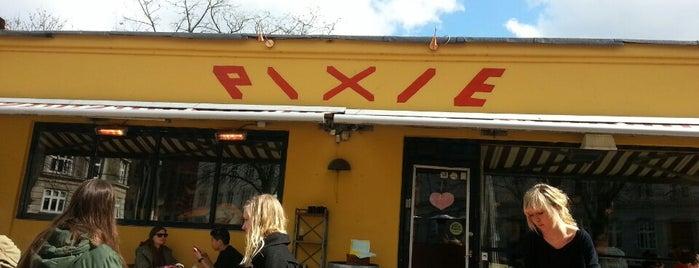 Café Pixie is one of copenhagen.