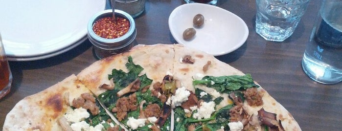 Napolese Artisanal Pizzeria is one of A foodie's paradise! ~ Indy.