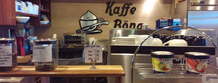Kaffe Bona is one of Favorite Food.