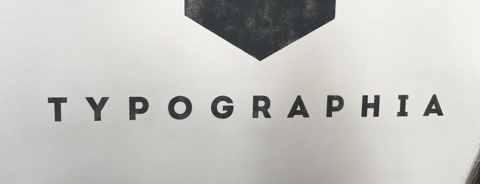 Typographia is one of Porto.