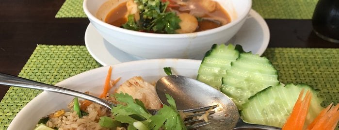 Vee's Bistro - Thai Food - Take away is one of Eat in Zurich.