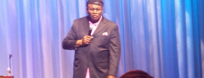 George Wallace At Main Showroom is one of Total Rewards Entertainment.