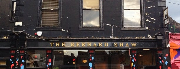 The Bernard Shaw is one of Dublin.