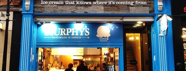 Murphy's Ice Cream is one of Dublin - the ultimate guide.