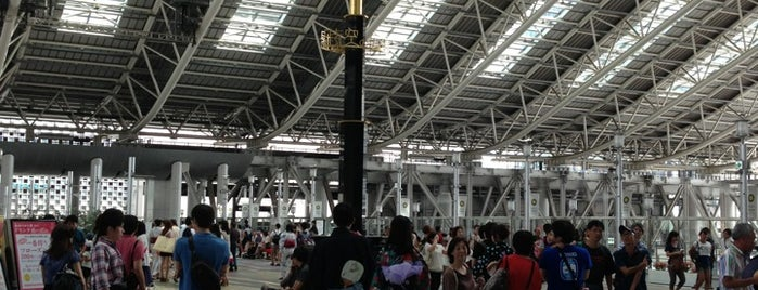 Gold Clock is one of 大阪.