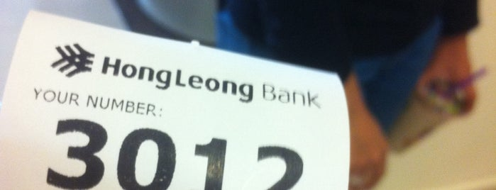 Hong Leong Bank (Former EON Bank) is one of All-time favorites in Malaysia.