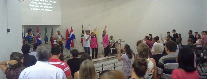 Igreja Missionária Unida is one of Top 10 favorites places in Campinas, Brasil.
