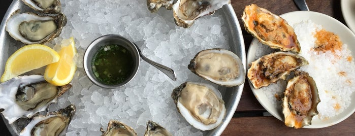 Hog Island Oyster Co. is one of The Best Bets for Group Dining in SF.