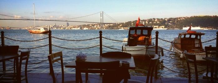 Tarihi Çınaraltı Aile Çay Bahçesi is one of Istanbul'da Manzara.
