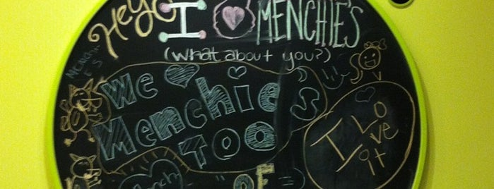 Menchie's Frozen Yogurt is one of The 15 Best Places for a Cheesecake in Greensboro.