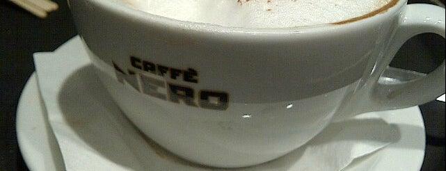 Caffè Nero is one of Favorite Food.