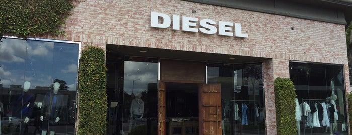 Diesel Black Gold is one of Melrose/West Hollywood.