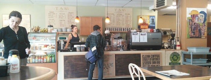 T.A.N. Coffee Roaster Café is one of No town like O-Town: Indie Coffee Shops.