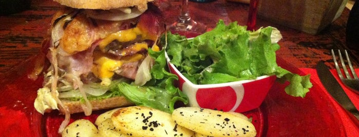 Tomato Bistro is one of Best Burger in Paris.