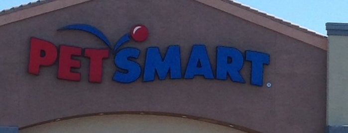 PetSmart is one of My Faves.