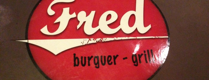 Fred Burguer-Grill is one of Goiania's Best Spots.