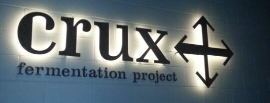 Crux Fermentation Project is one of Beer tours.