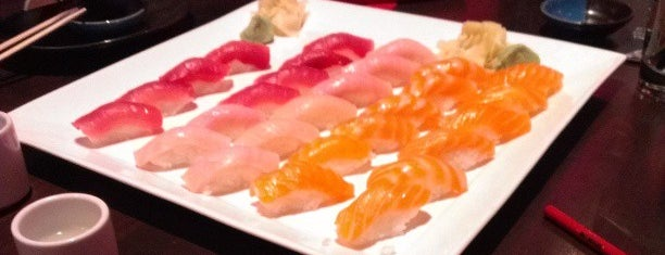 RA Sushi Bar Restaurant is one of Vegas to do.