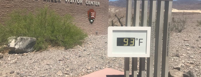 Furnace Creek Visitor Center is one of USA Trip 2013 - The Desert.