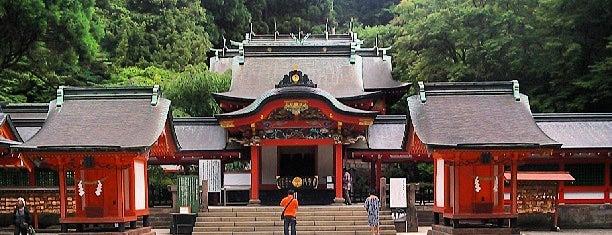 Kirishima Jingu Shrine is one of 神社.