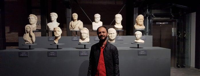 Yeni Adana Arkeoloji Muzesi is one of Yakında....